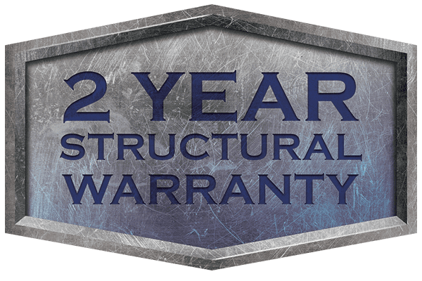 Two Year Structural Warranty