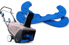 Poly Rotor Snow Blower Paddles