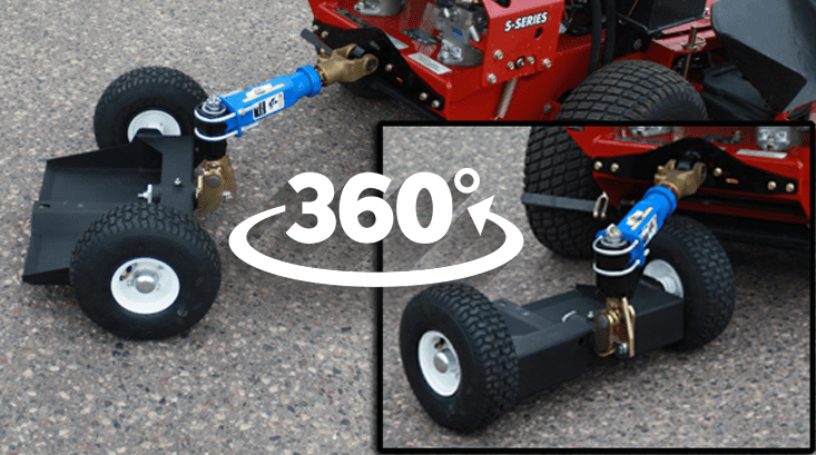 360 Series Mower Sulky