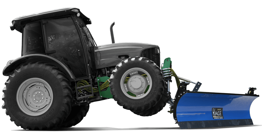 Tractor Mount Undercarriage