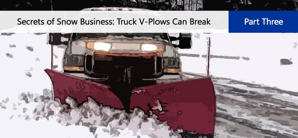 Truck V-plow, Skid Steer Snow Plow