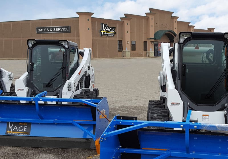 How to Become a Snow Plow Dealer for KAGE Innovation