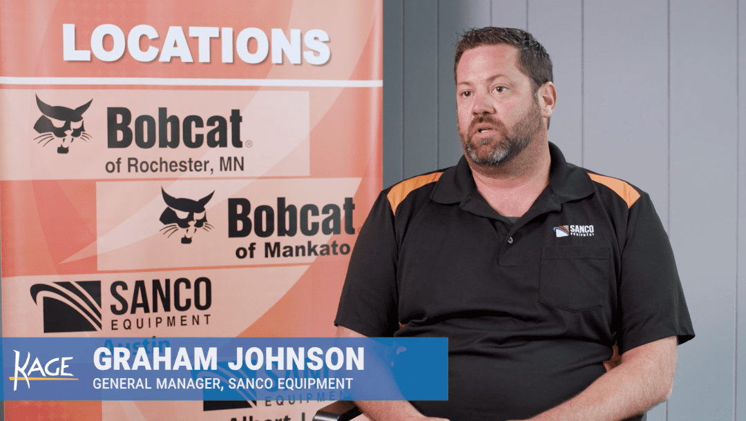 Client Testimonial: SANCO Equipment