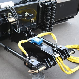 Snow Fire pin tractor Kage Innvoation