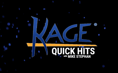 Kage Quick Hits: SNOWFIRE Skid Steer Plow System