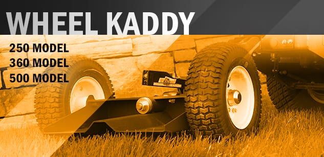 Kage Innovation SHADOWBLADE Tractor Hydraulic Snow Plow System
